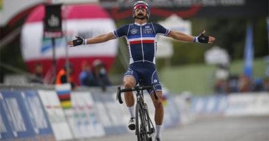 Julian Alaphilippe — чемпион мира 2020!