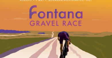 Fontana Gravel Race 9.05.21